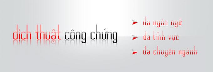dịch thuật công chứng giá rẻ tại Hà Nội