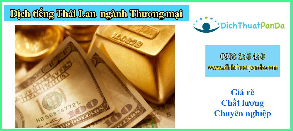 Dịch thuật tiếng Thái Lan sang tiếng Việt