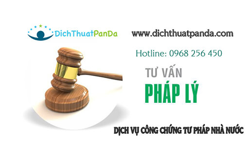 Dịch vụ công chứng tư pháp nhà nước