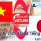 Công ty dịch tiếng Nhật tại Hà Nội