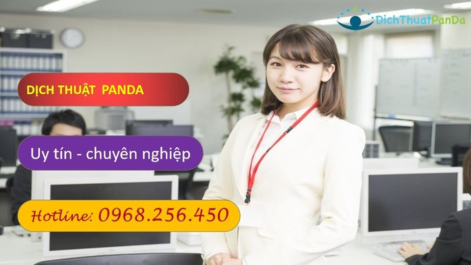 DỊch Thuật Tiếng Anh Online